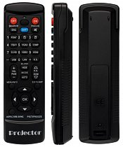 Emtec MOVIECUBE-Q800 replacement remote control for projector