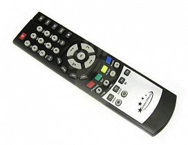 Golden interstar - xpeed  GI T/S 7700, GI S 7800, 8001, 8005 replacement remote control different look