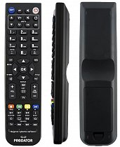 AEG LCD TV replacement remote control different look RC1541, RC1542, RC1543, RC1546, RC1546