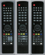 AEG DVD2003 replacement remote control RC45-43-2 HT11