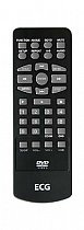 ECG DVP7708PURPLE replacement remote control different look