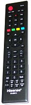 Hisense ER-22601A replacement remote control different look