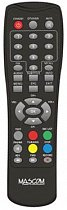 ORAVA DVB-12C, DVB-11C replacement remote control different look