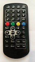Sencor SPV 7010M4 replacement remote control different look