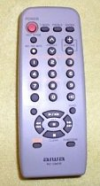 Aiwa RC-CAS10, RC-CAS03 replacement remote control different look