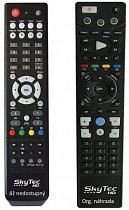 Optibox Anaconda / Skytec HD 110IR replacement remote control different look