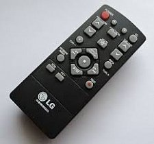 LG AKB36086223 replacement remote control different look