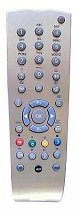 Grundig 40 LXW 102-8735 REF replacement remote control copy silver