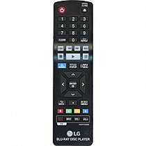 LG AKB73735806 replacement remote control different look
