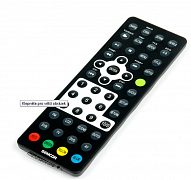 Sencor SPV6711T replacement remote control different look