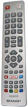 Sharp LC-50CDF6001KF LC-50CFG6002KF replacement remote control different look