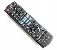 Panasonic SC-PT580EP replacement remote control different look