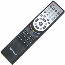 Topfield TF5100PVR MASTERPIECE replacement remote control different look