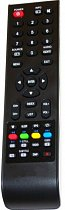 Sencor SLE 3221TCS replacement remote control different look