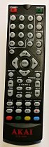 AKAI STB-2680 replacement remote control different loo