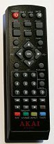 AKAI STB-2380 replacement remote control copy