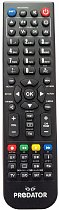 Denon PMA-710AE replacement remote control different look