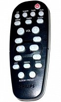 Philips MCM390 replacement remote control different look