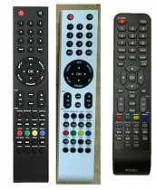 Sencor HLE24F01T, Hle 24f01t replacement remote control different look VERZE 1