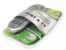 ZIP306 - Replacement Remote control for  DVB-T receivers