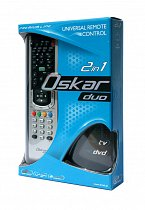 Universal Remote Control OSKAR duo 2in1