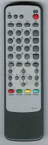 SHARP TV RC5010 ,  RC5011 replacement remote control copy