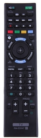 Sony RM-ED047 replacement remote control copy