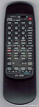 PHILIPS VCR - VR253, VR254, VR454. RT7905 replacement remote control