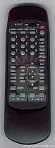 PHILIPS VCR -  U262, U263, U352, U452 replacement remote control