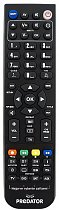 Clatronic DVD619HC, DVD-619 replacement remote control different look