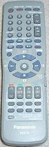 PANASONIC N2QAKB000015 Replacement remote control different look