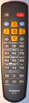 Humax RS-351 RS351 replacement remote control different look.