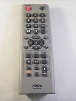 Aiwa RM-Z20004, RM-Z20061 replacement remote control different look