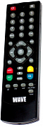 DVBT WAVE4302 DVBT replacement remote control different look