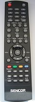 Sencor SDV9101T replacement remote control different look
