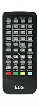 Ecg TVP9040HDPVR replacement remote control diferent look