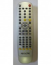 Finlux HCS 3015 Mascom FINHCS3015 replacement remote control different look