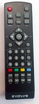ECG DVS2060HD replacement remote control different look