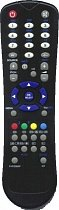 Sanyo RC1055, RC1060 replacement remote control different look