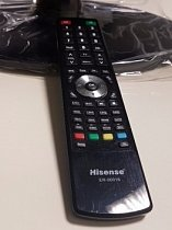 Hisense ER-00016, LHD32K15CSEU replacement remote control different look