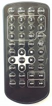 Lenco MES-211 replacement remote control different look