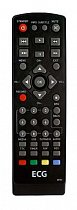 ECG DF00 original remote control