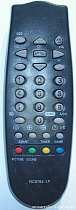 PHILIPS Remote control RC0764 Appearance as the original remote control.