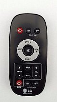 LG AKB73598401 replacement remote control different look