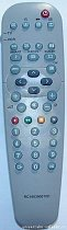 PHILIPS Remote control RC190390001 Appearance as the original remote control.