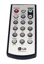 LG 6710CCAR01G replacement remote control different look