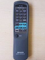Aiwa RC-T503 replacement remote control different look