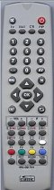 AEG CTV4807DVD replacement remote control different look