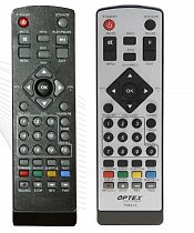 Optex ORT8842 ORT-8842 replacement remote control different look
