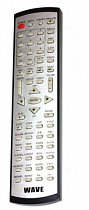 WAVE DVB4330 replacement remote control different look
